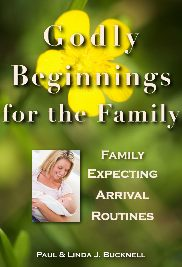 Godly Beginnings for the Family book