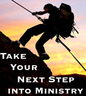 Taking Your Next Step into Ministry