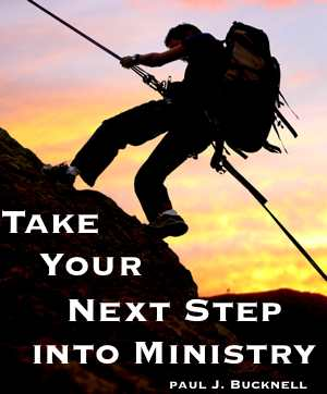 Take Your Next Step into Ministry