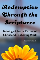 Redemption Through the Scripture - a new book!